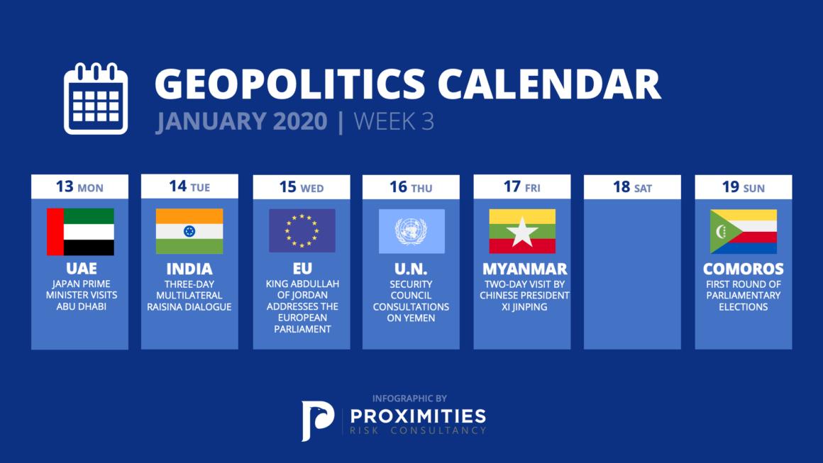 Week 3   Comoros Parliamentary Elections
