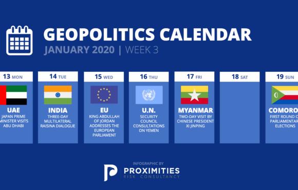 Week 3 | Comoros Parliamentary Elections
