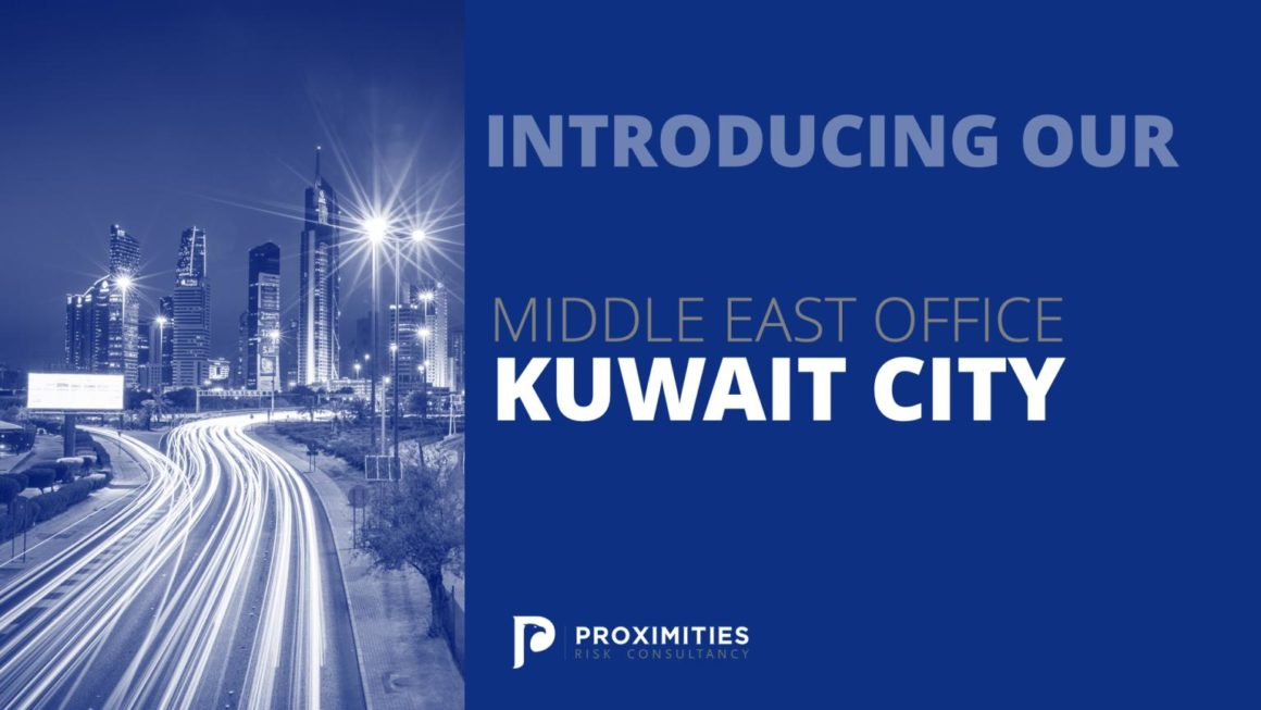 Announcement: Proximities opens Middle East Office