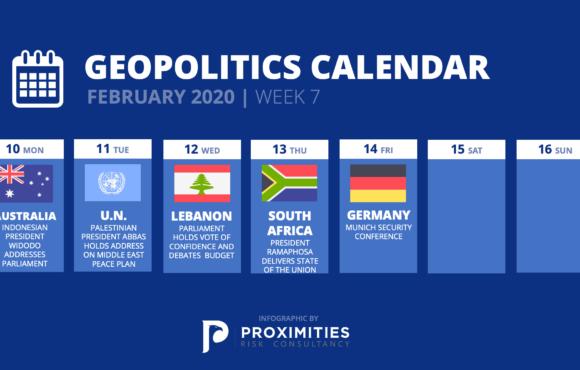 Week 7 | Lebanese Parliamentary Budget vote