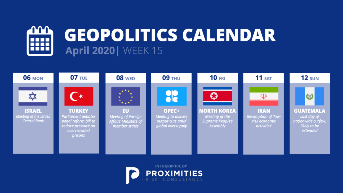 Week 15 | OPEC+ Discusses Output Cuts