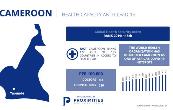 Cameroon: Health Capacity and COVID-19